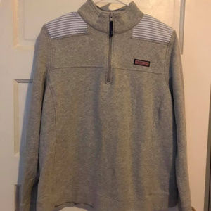 Vineyard Vines 1/4 Zip  Shep shirt